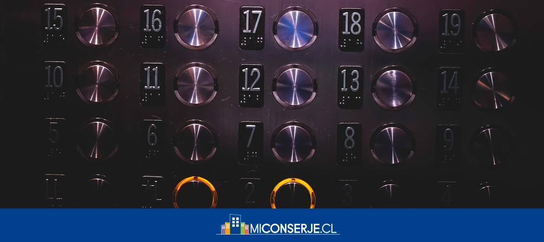 falla de ascensores
